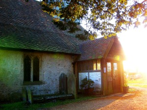 St Mary's Church Silchester