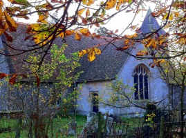 Swallowfield Church