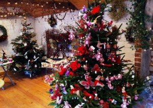 Christmas Fair at West Green House Gardens