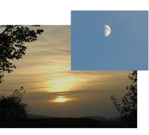 sun moon