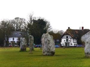 Avebury stones 51