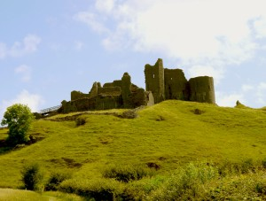 Cennen Carreg Castle