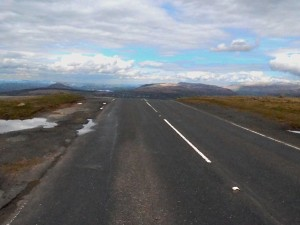 Welsh road
