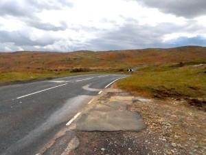 Brecon road